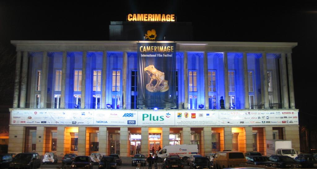 Camerimage Festival in Lodz